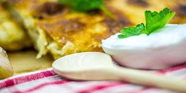 Arnavut böreği nasıl yapılır? Arnavut böreği tarifi malzemeleri
