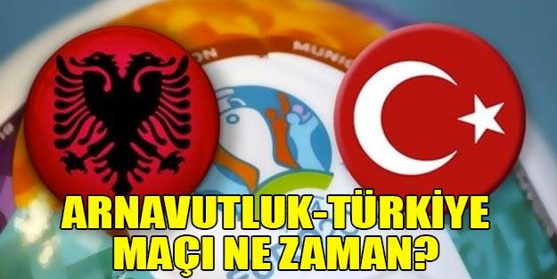 Arnavutluk-Türkiye maçı saat kaçta hangi kanalda? EURO 2020 H Grubu takımları