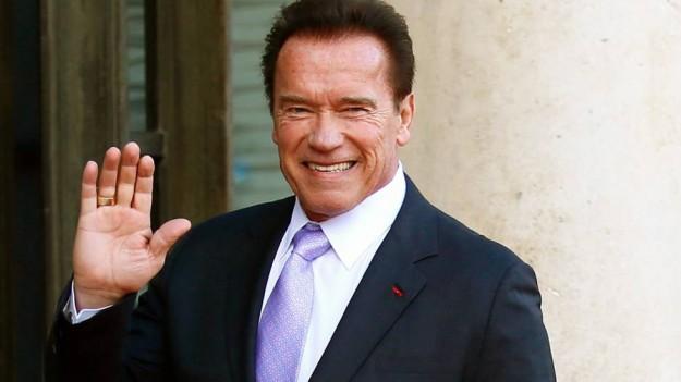 Arnold Schwarzenegger Kimdir