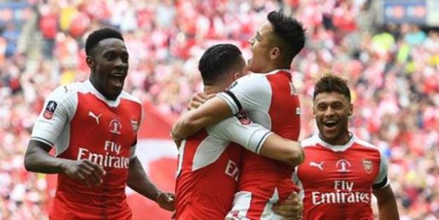 Arsenal, Chelsea'yi devirdi