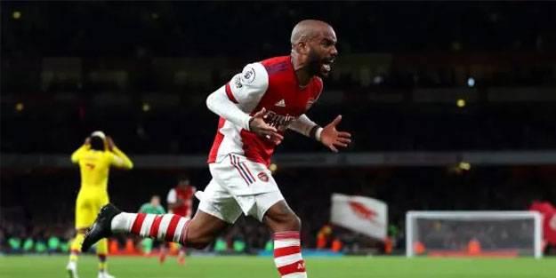 Arsenal, C.Palace ile yenişemedi