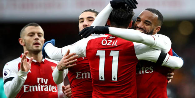Arsenal, Crystal Palace'nin 22 dakikada fişi çekti!