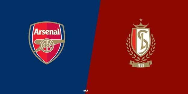 Arsenal Standard Liege maçı ne zaman saat kaçta hangi kanalda? UEFA Avrupa Ligi F Grubu
