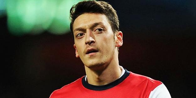 Arsenal'den sürpriz Mesut Özil kararı