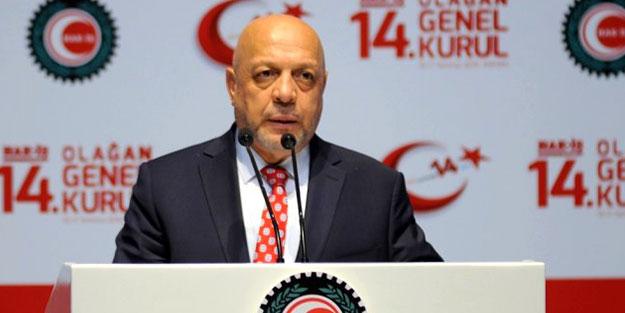 Arslan: IMF demek işsizlik demektir