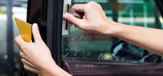Artık araçlara cam filmi takmak yasal