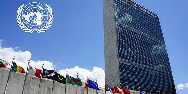 Artık Birleşmiş Milletler kararıyla da
