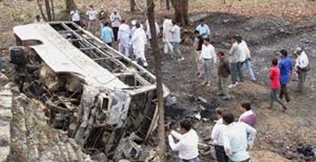 Hindistan'da feci kaza: 44 ölü