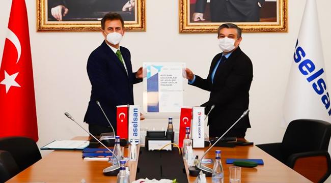 ASELSAN çalışanları ve aileleri Türkiye Sigorta güvencesinde