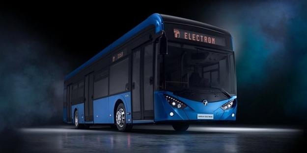 ASELSAN üretti: Türkiye'nin ilk elektrikli otobüsü yollara çıkıyor!