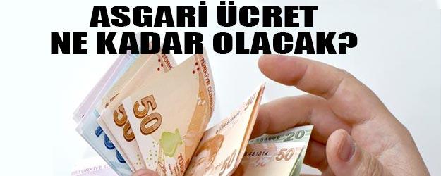 Asgari ücret ne kadar olacak AK Parti'den son dakika açıklaması