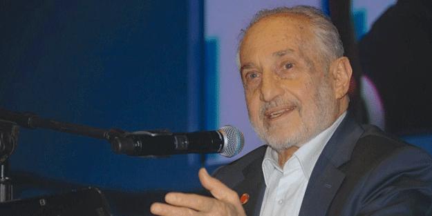 Asiltürk'ten Saadet Partisi'ne uyarı: Parti bir hiç olur