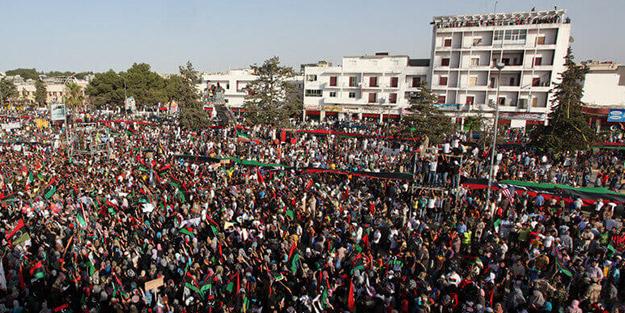 Askeri başarılar sevinçle karşılanıyor! Libya'dan dikkat çeken çağrı: Türkiye gibi yönetilmek istiyoruz