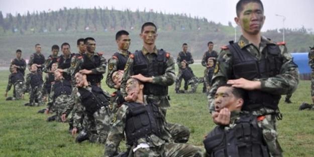 Askeri eğitim değil resmen işkence!