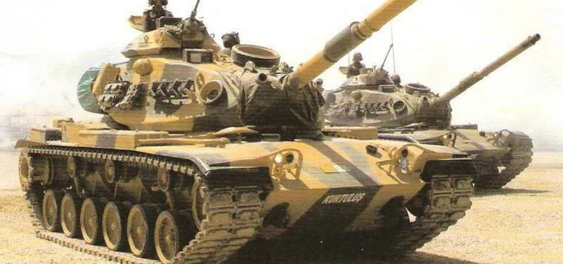 Askeri harekata katılan birlikler