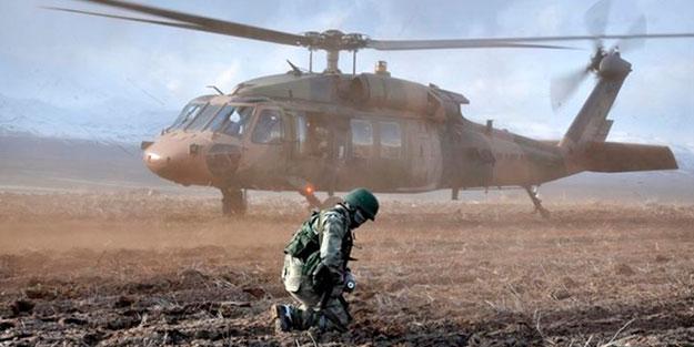 Askeri operasyon öncesi TSK'dan gururlandıran paylaşım