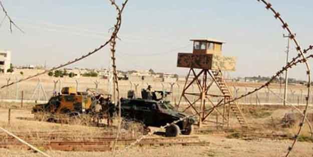 Askeri yasak bölgede yakalandılar