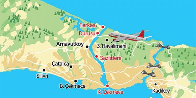 ASRIN PROJESİ KANAL İSTANBUL'DAKİ CAN ALICI DETAY