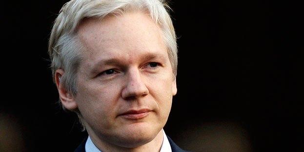 Assange'dan Trump'a tokat