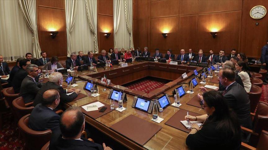 Astana garantörlerinden 'Anayasa Komitesini destekleme' vurgusu