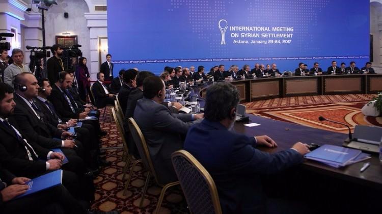 Astana öncesi kritik Tahran zirvesi!