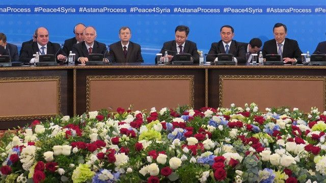 Astana'da muhaliflerin talepleri belli oldu!