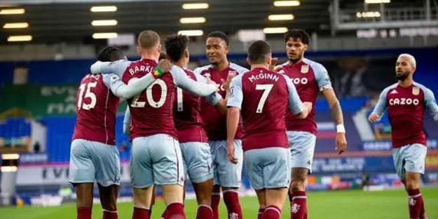 Aston Villa deplasmanda güldü