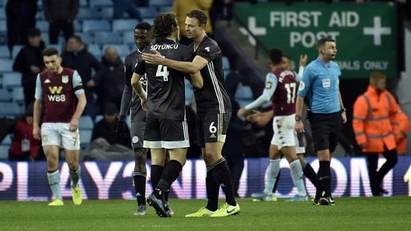 Aston Villa Leicester maçı kaç kaç bitti?
