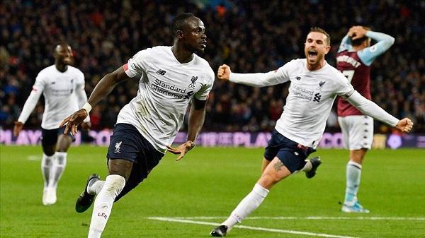 Aston Villa Liverpool maçı kaç kaç bitti?