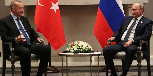 Asya basını, Erdoğan - Putin zirvesini böyle gördü