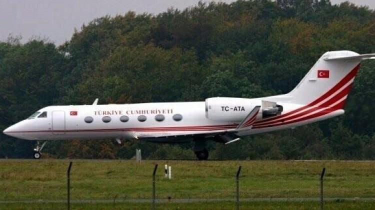 15 Temmuz'da Erdoğan'ın uçağı İzmir'den...