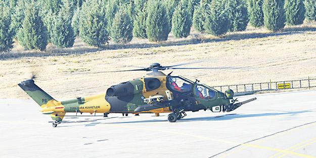 Atak helikopteri Faz-2 ile daha güçlü