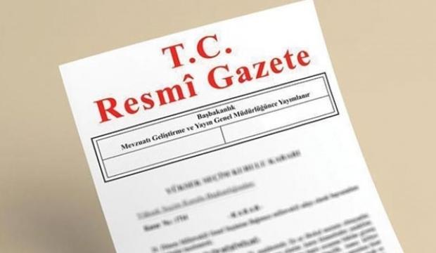Atama kararları Resmi Gazete'de yayımlandı! İşte o isimler