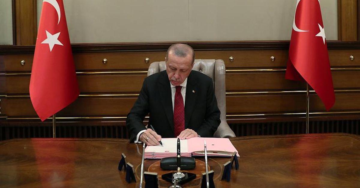 Atama kararları Resmi Gazete'de yer aldı