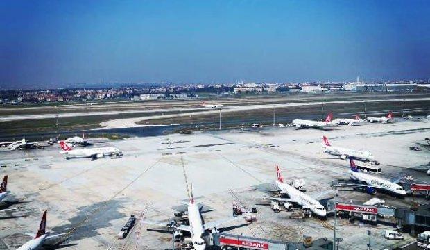 Atatürk Havalimanı'nda yeni dönem! İlk adım yarın atılıyor