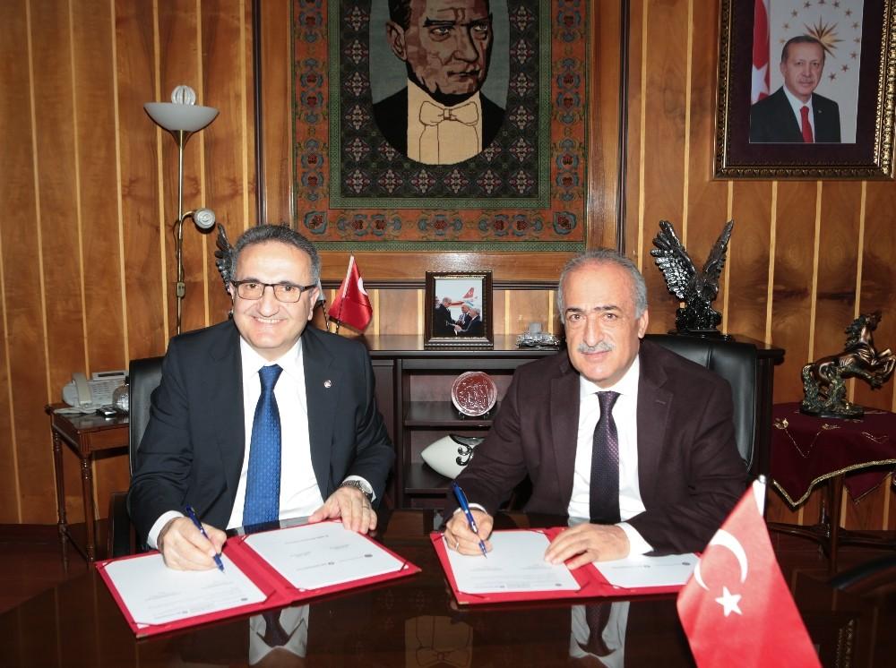 Atatürk Üniversitesi ile FMV Işık Üniversitesinden iş birliği hamlesi
