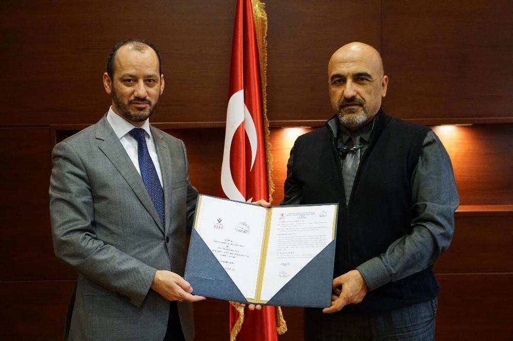 Atatürk Üniversitesi ile TÜBİTAK yeteneklerini birleştiriyor