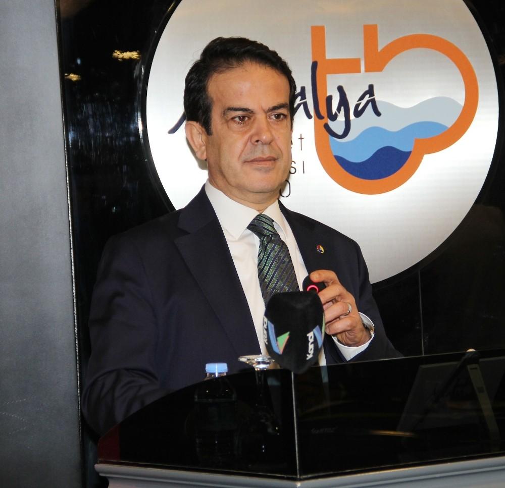 ATB Başkanı Çandır'dan domateste kota açıklaması:
