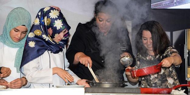 Ateşbâz-ı Veli Mutfak Kültürü Ödülleri verildi