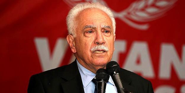 Ateşkes sonrası Doğu Perinçek konuştu: Türkiye'yi hem içte hem de dışta...