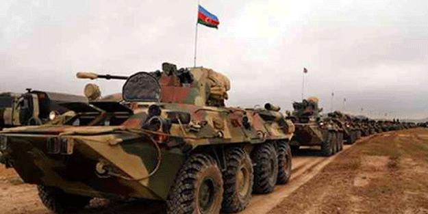 Ateşkese rağmen saldıran Ermenistan cevabını aldı