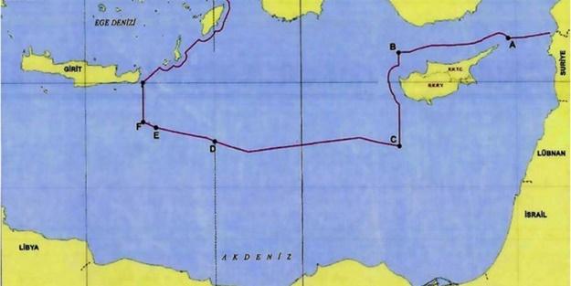 Atılan imzayla sınırlar değişti! Türkiye yeni haritayı yayınladı