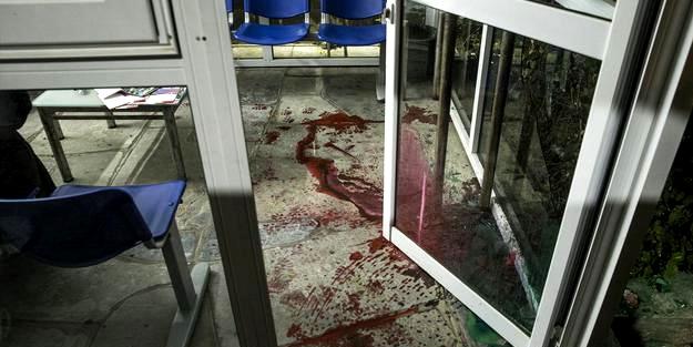 Atina'da Türk Konsolosluğuna çirkin saldırı!