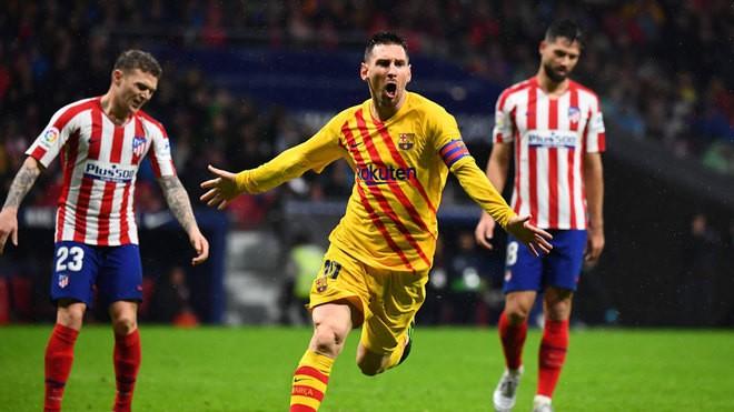 Atletico Madrid Barcelona maçı kaç kaç bitti?