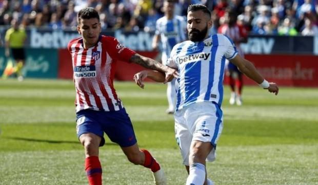 Atletico Madrid beraberliğe abone oldu!