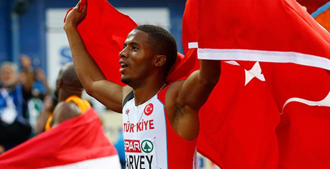 Atletizm Şampiyonası'nda madalya sayımız 3'e yükseldi