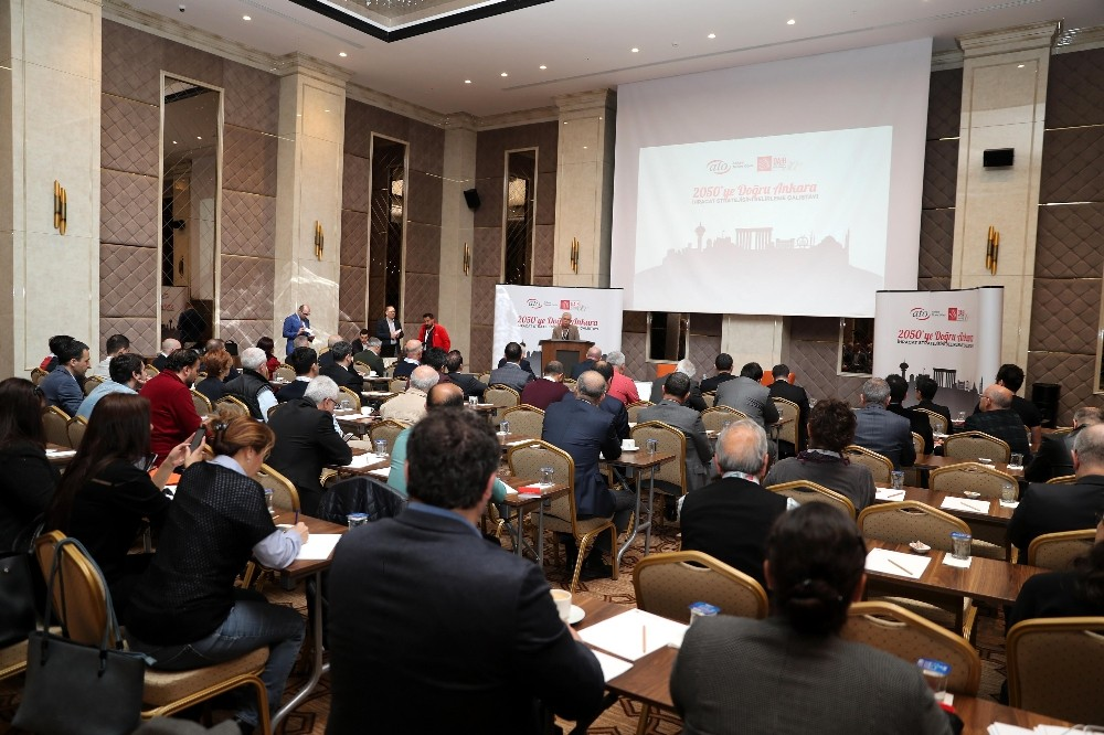 ATO ve OAİB Ankara ihracatının geleceği için strateji oluşturuyor