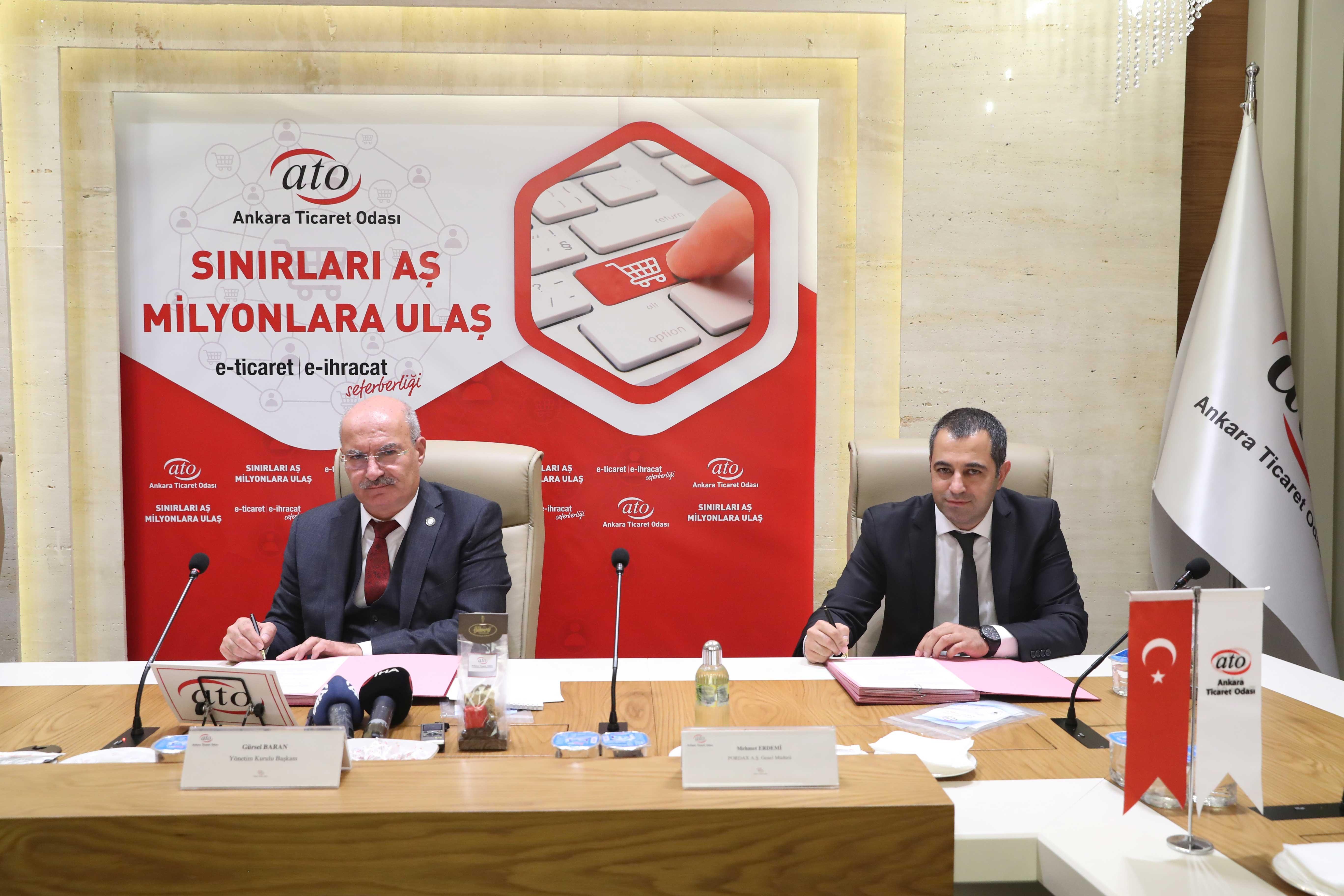 ATO'dan e-ticaret ve e-ihracat seferberliği
