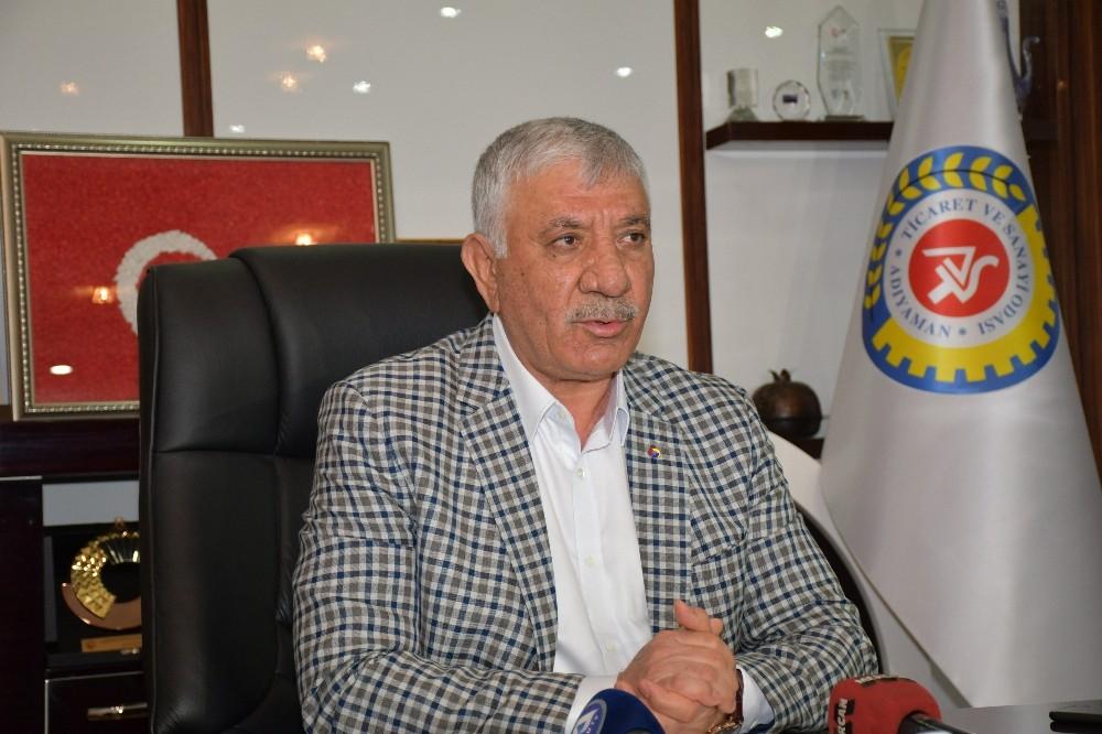 ATSO Başkanı Uslu'dan korona virüs fırsatçılarına tepki