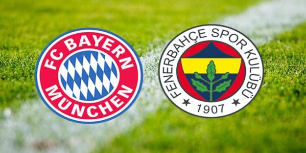 Audi Cup Fenerbahçe - Bayern Münih Maçı canlı izle